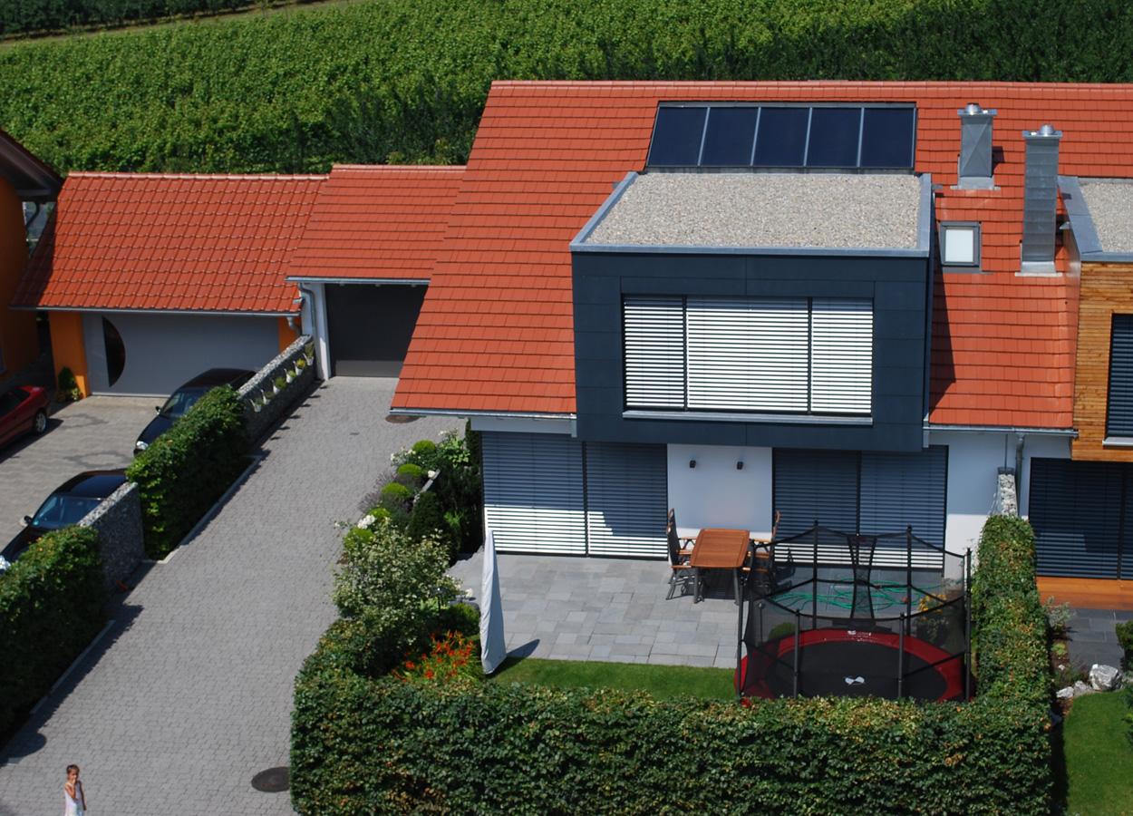 Miller Architekten - Doppelhaushälfte Hehl