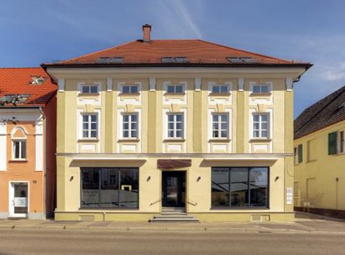 Miller Architekten - Friseur Ichenhausen