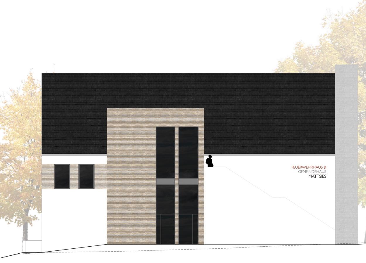 Miller Architekten - Feuerwehrhaus Mattsies