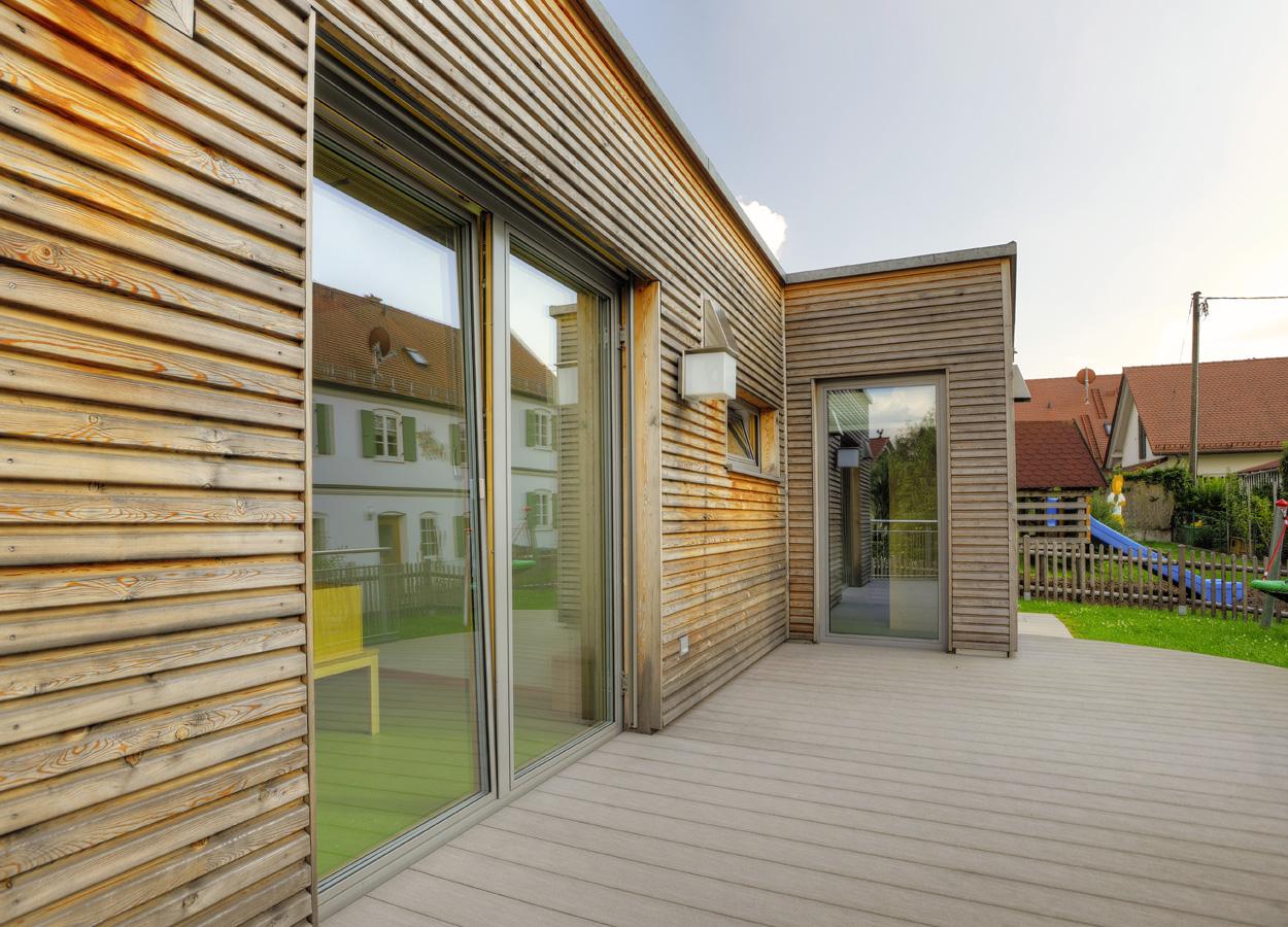 Miller Architekten - Kindergarten Maria Königin