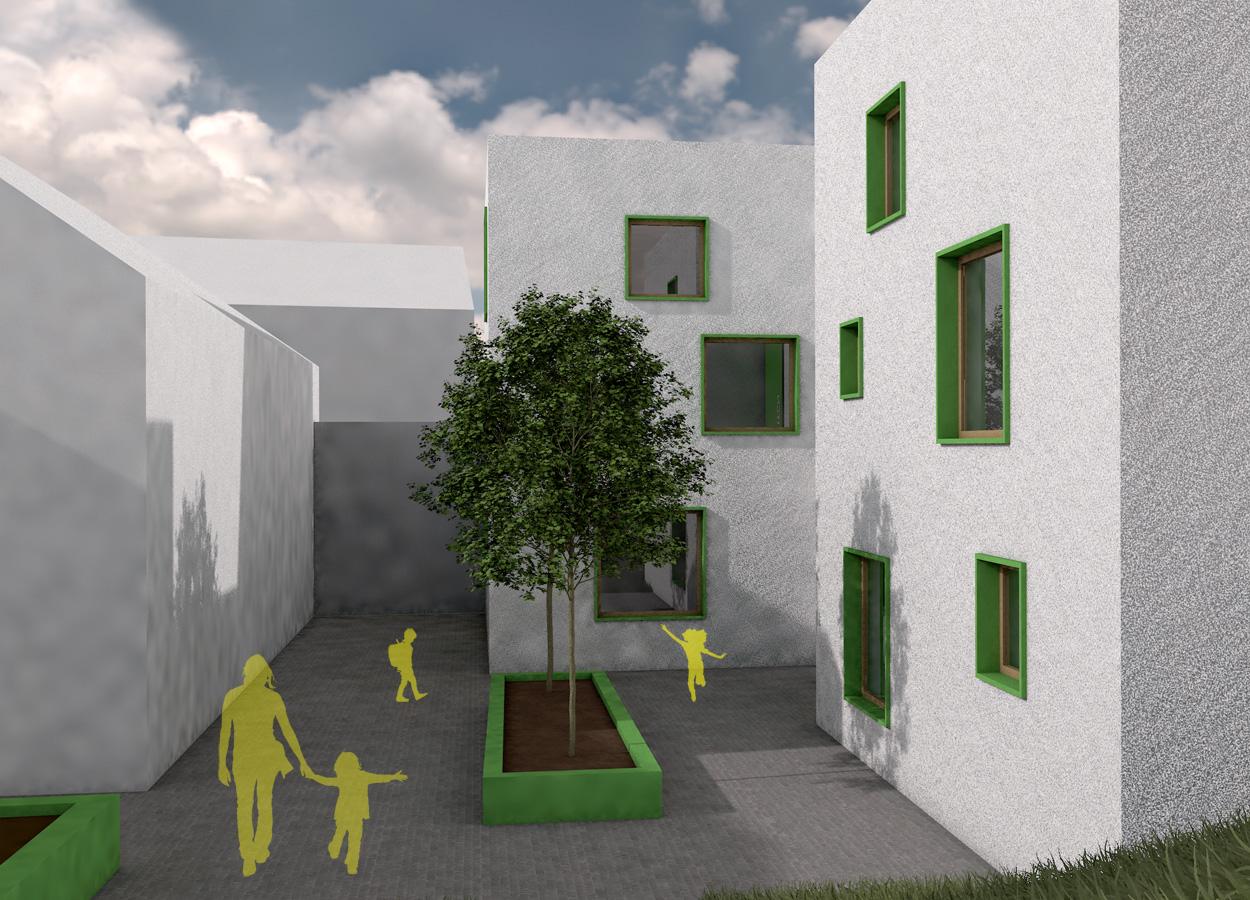 Miller Architekten - Evang-Kiga Krumbach