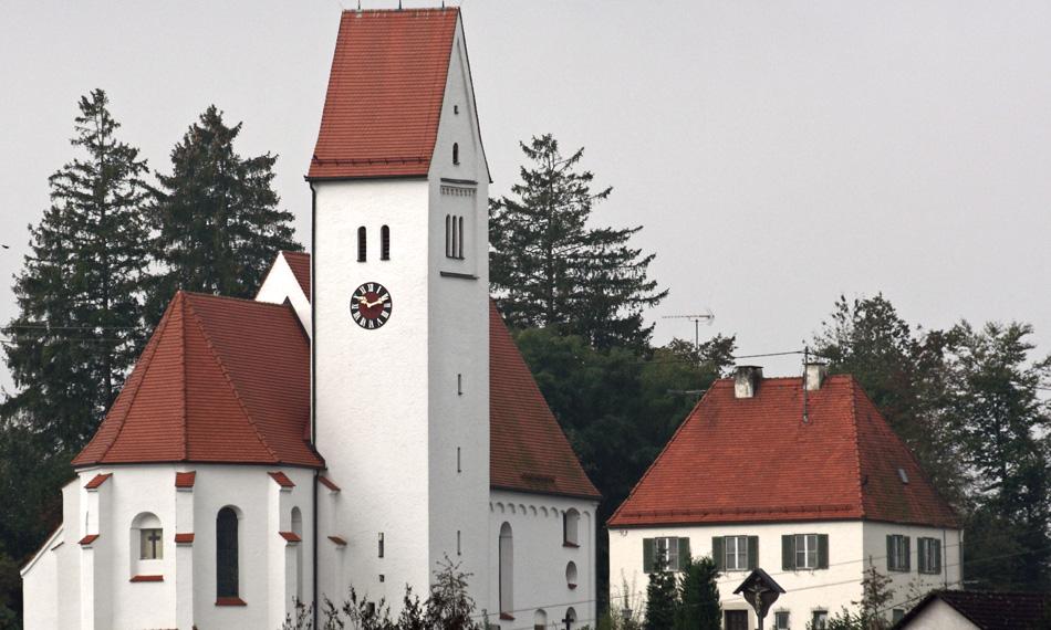 Miller Architekten - St. Martin Ebershausen