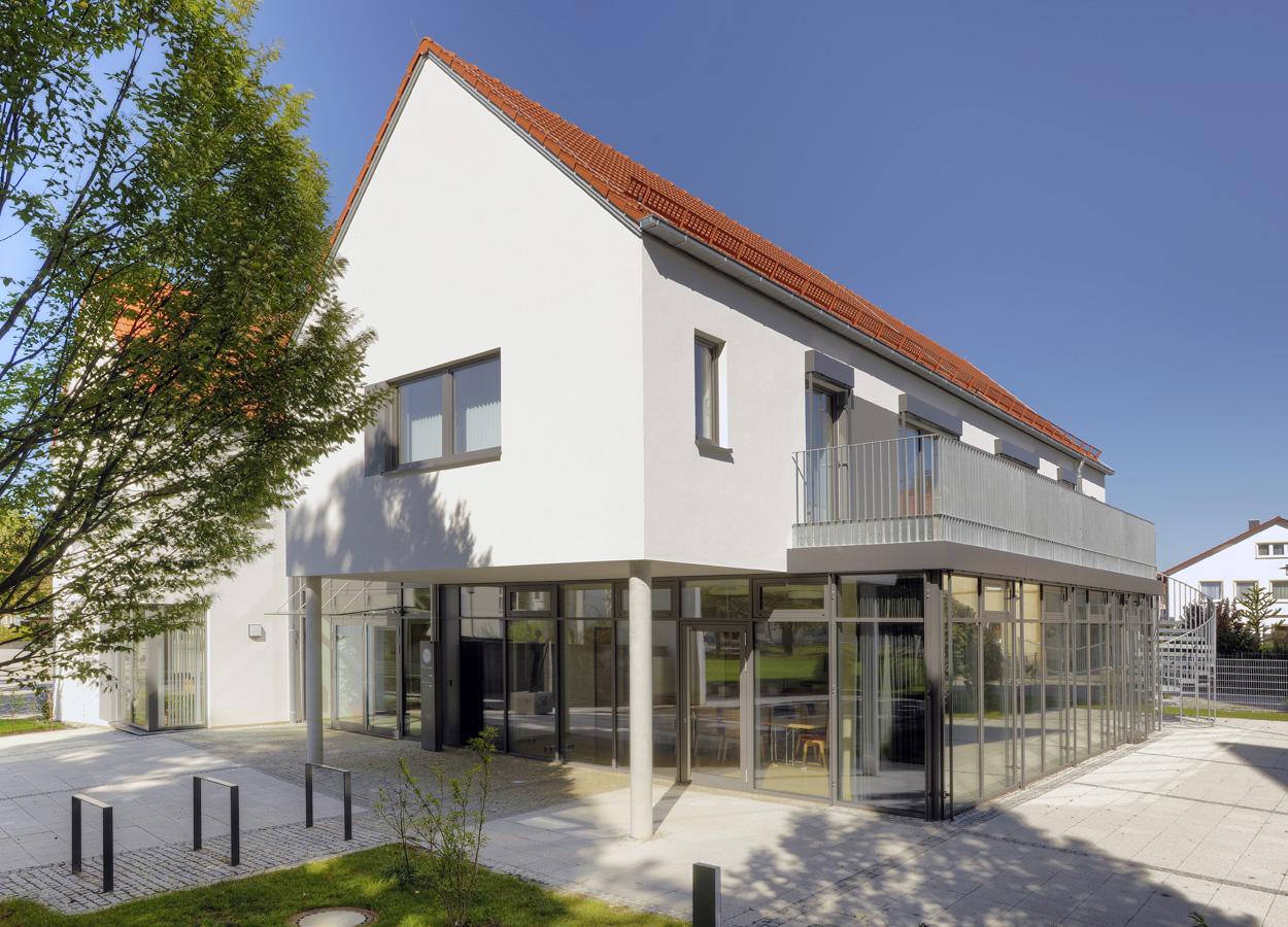 Miller Architekten - St. Michael Vöhringen