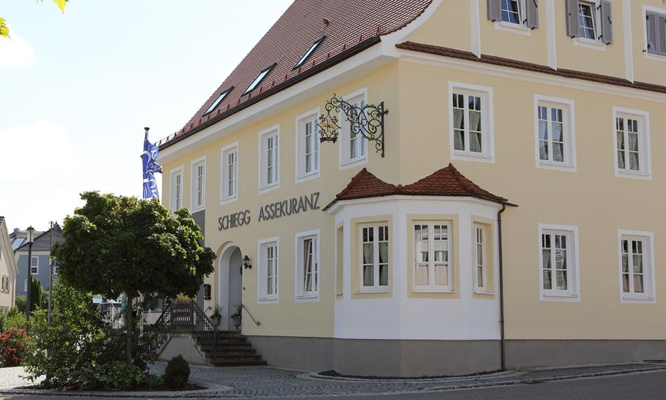 Miller Architekten - Schiegg Kirchheim
